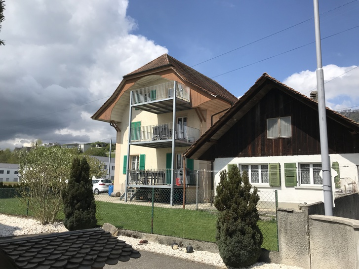 Günstige 3.5 Zimmer Wohnung 4538 Oberbipp