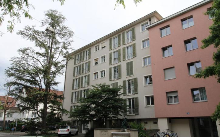 1.5-Zimmerwohnung im Lehenmattquartier mit Balkon  ! 2