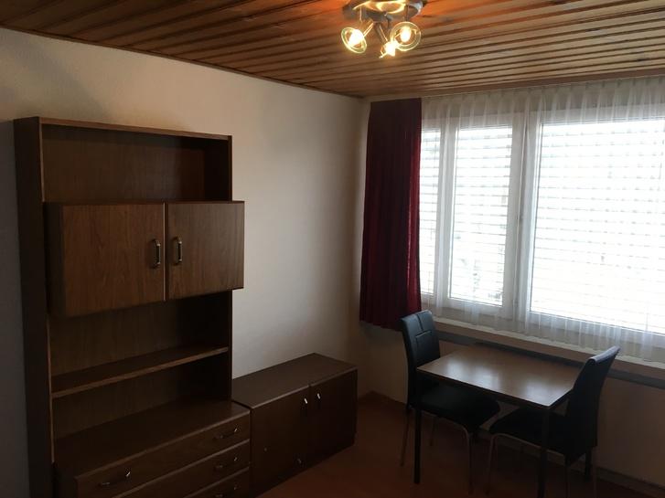 Möblierte 1-Zimmer Wohnung mit Kochnische & Bad 2