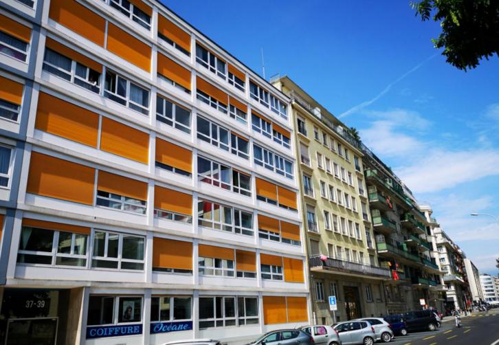 Bel appartement idéalement situé 1202 Genève