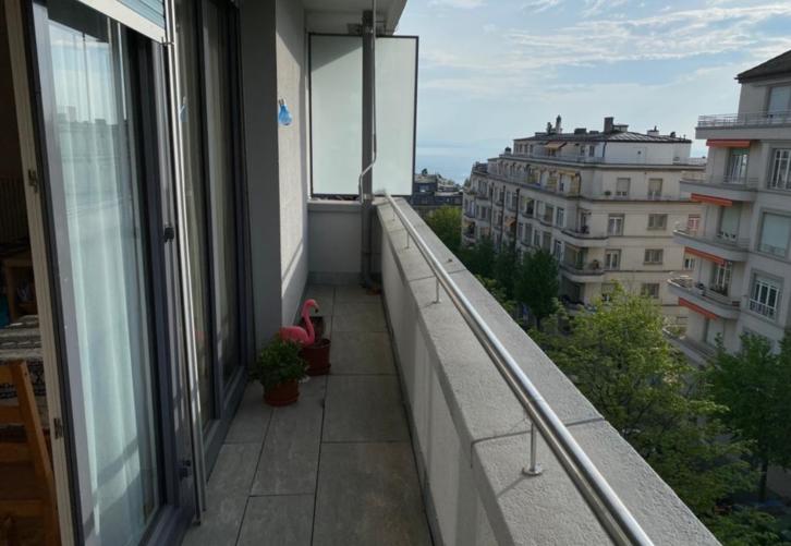 Spacieux logement de 1.5 pièces au 3ème étage 3