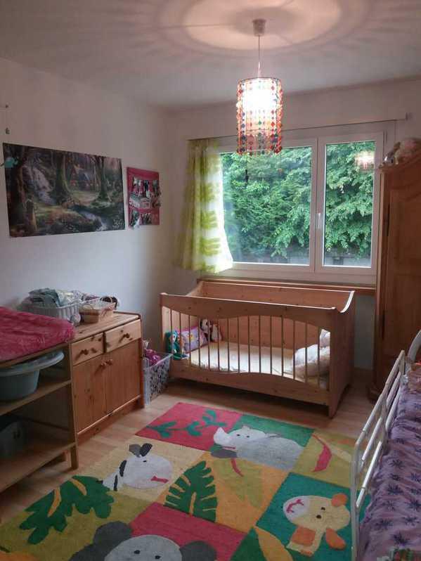 4 Zimmer Wohnung mit Balkon an ruhiger Lage 3
