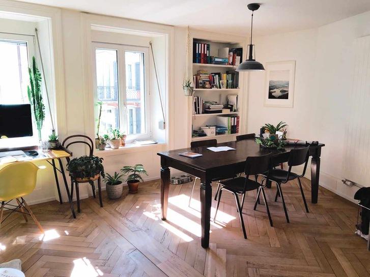 Moderne 2.5 Zimmer Altbauwohnung an zentraler Lage 6004 Luzern