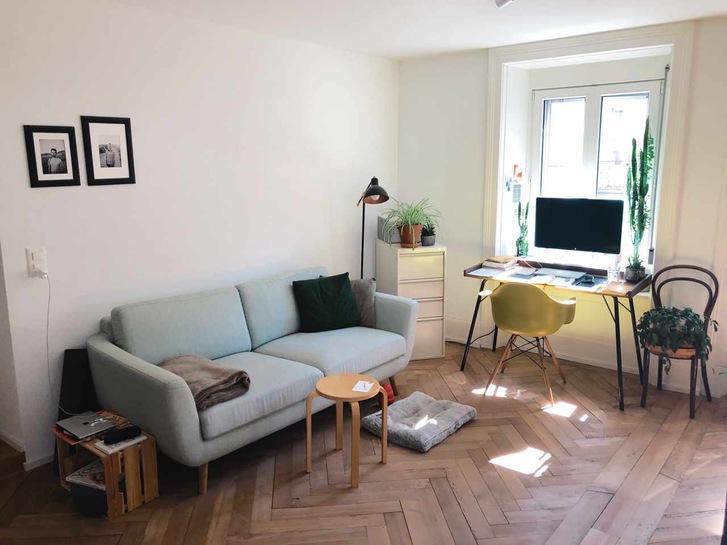 Moderne 2.5 Zimmer Altbauwohnung an zentraler Lage 2