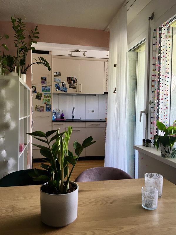 1 Zimmer Wohnung 3
