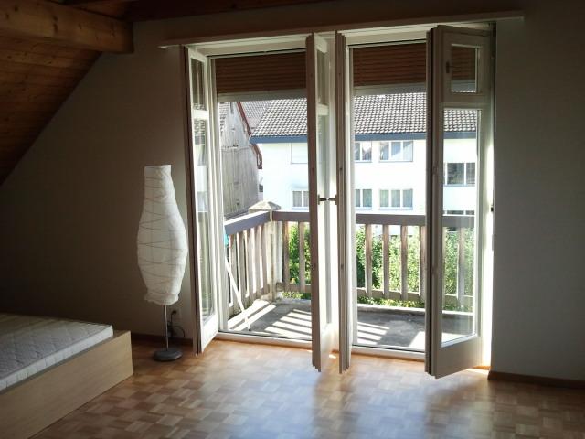 Gemütlich / Charmante Maisonette Wohnung vor den Toren Zürichs 8904