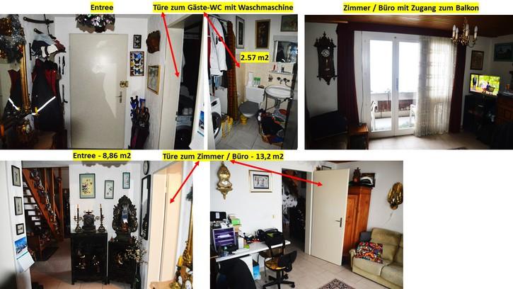 Traumhafte 5 1/2 Zimmer Maisonette Wohnung in Goldiwil 2