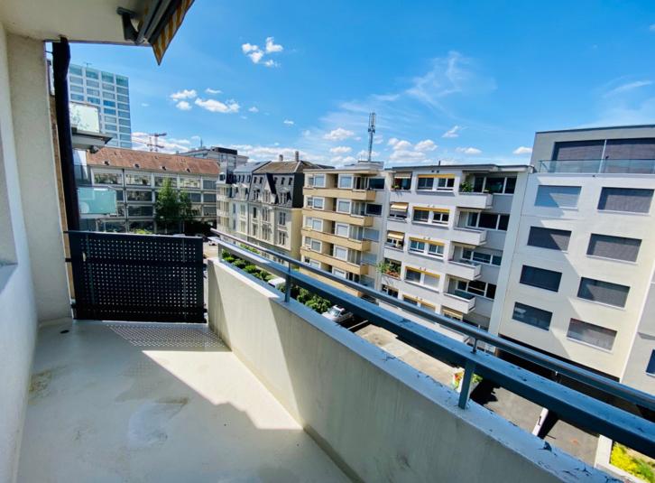 Grosszügige 1.5-Zimmer Wohnung im 3. OG mit Lift, ca. 38m2 4056 Basel