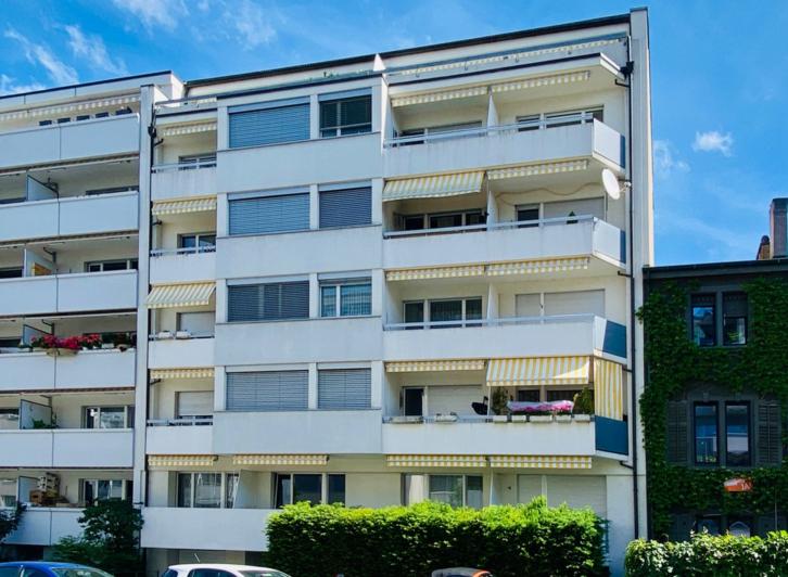 Grosszügige 1.5-Zimmer Wohnung im 3. OG mit Lift, ca. 38m2 2