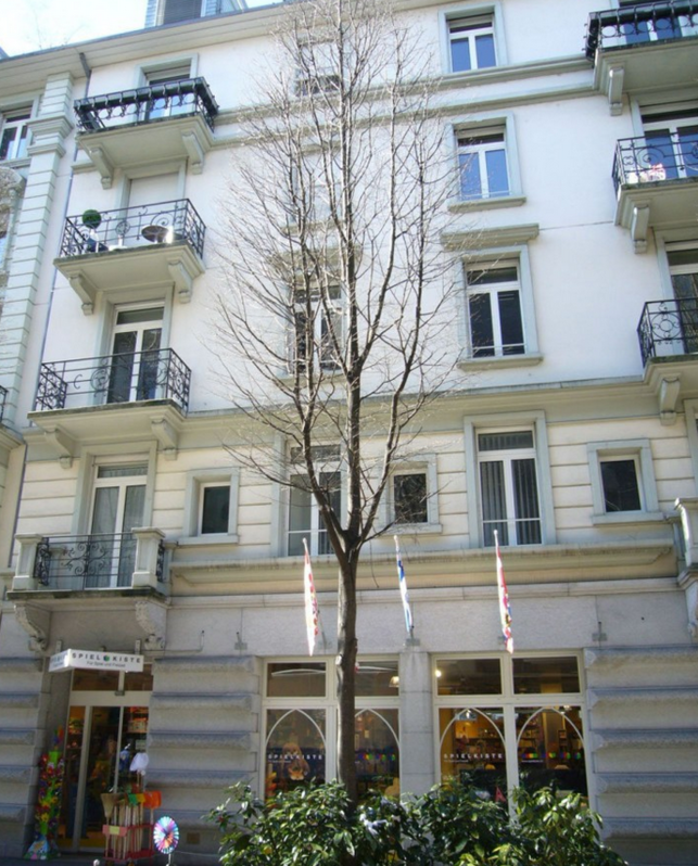 Renovierte 1.5-Zimmerwohnung an zentraler Lage!  6003 Luzern
