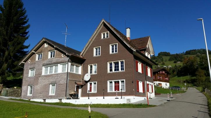 3.5 Zimmer Wgh UG Parterr  9643 Krummenau