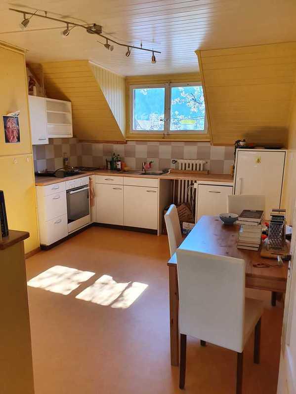 3,5 Zimmer Dachwohnung mit Bergsicht 3714 Frutigen