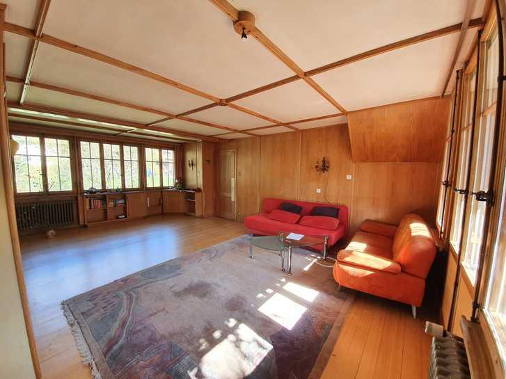 3,5 Zimmer Dachwohnung mit Bergsicht 3