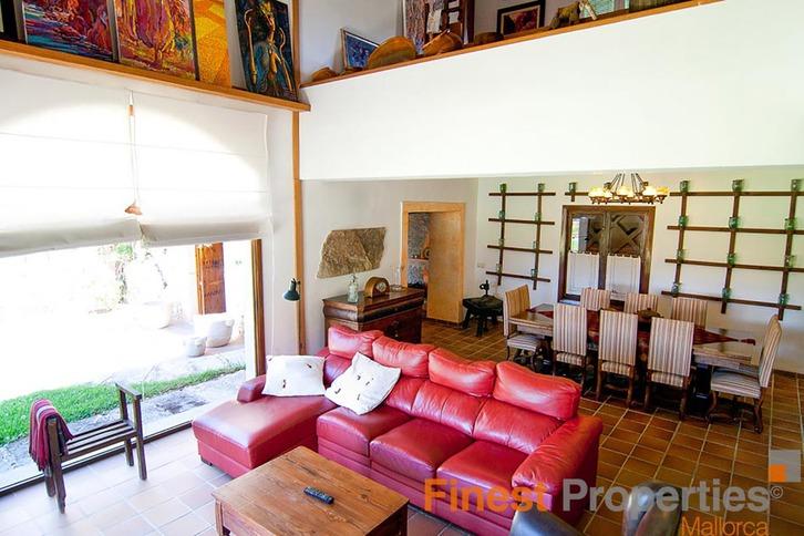 Mallorca, mediterrane Finca in Binissalem zu verkaufen 4