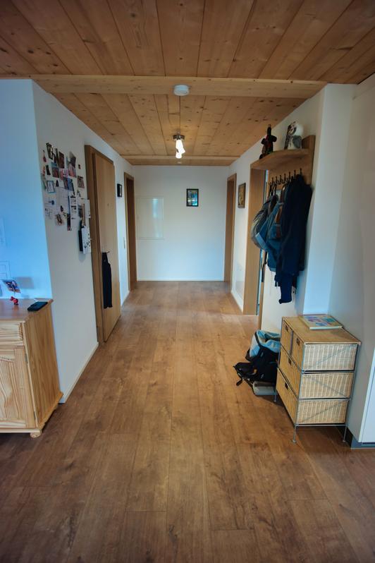 Helle 3.5 Zimmer Wohnung in komplett renoviertem Bauernhaus 4