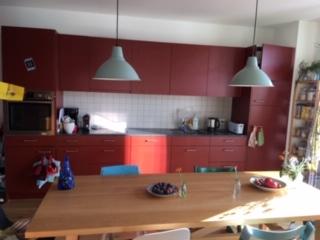 Wohnung mit super Aussicht & Flair in alter Fabrikhalle, Nägeli-Areal  4