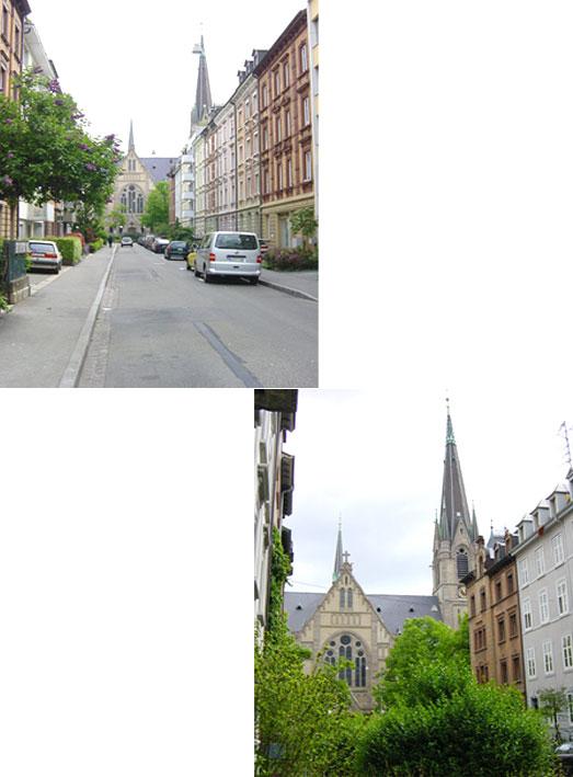 3,5 Zimmer Wohnung im Matthäus-Quartier 3