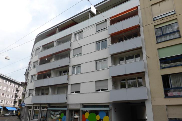1.5 Zimmerwohnung mit  Balkon im Klybeckquartier 4057 Basel
