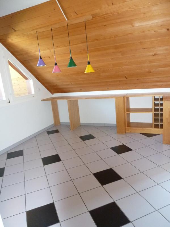 Grosse Dachwohnung nur 20 Minuten von Bern - ideal für Homeoffice 3