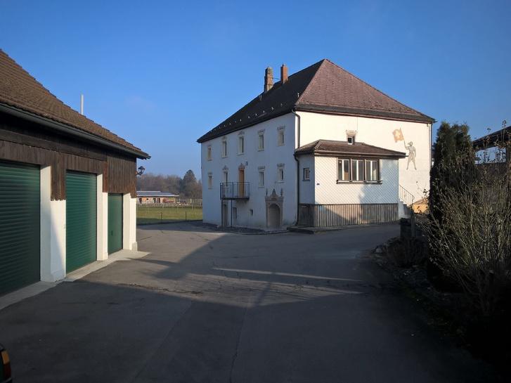 Historisch, stilvoll umgebauter Hausteil Salez