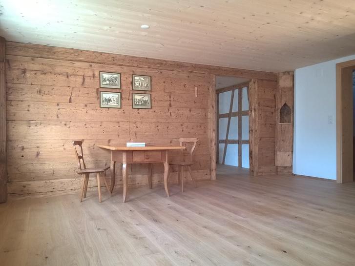 Historisch, stilvoll umgebauter Hausteil 2