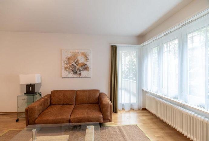 Studio-Apartment - voll möbliert 4