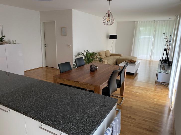 Nachmieter für TOP 3.5 Zi-Wohnung im EG Stadtgrenze Aarau/bei Kantonsspital 2