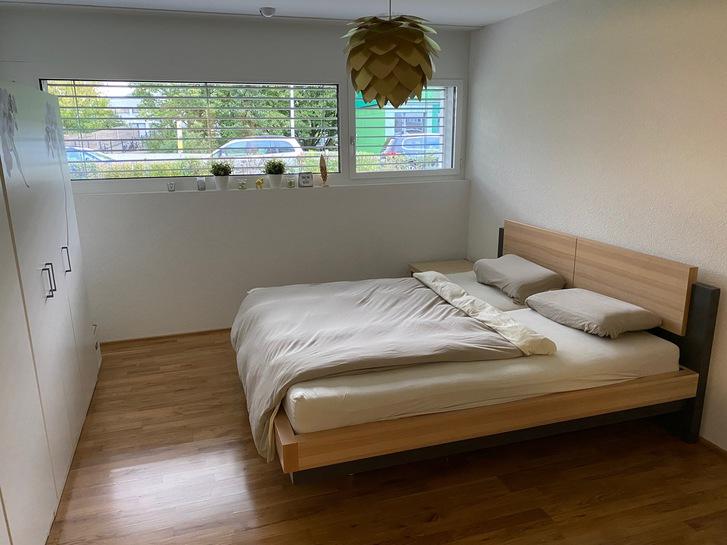 Nachmieter für TOP 3.5 Zi-Wohnung im EG Stadtgrenze Aarau/bei Kantonsspital 3