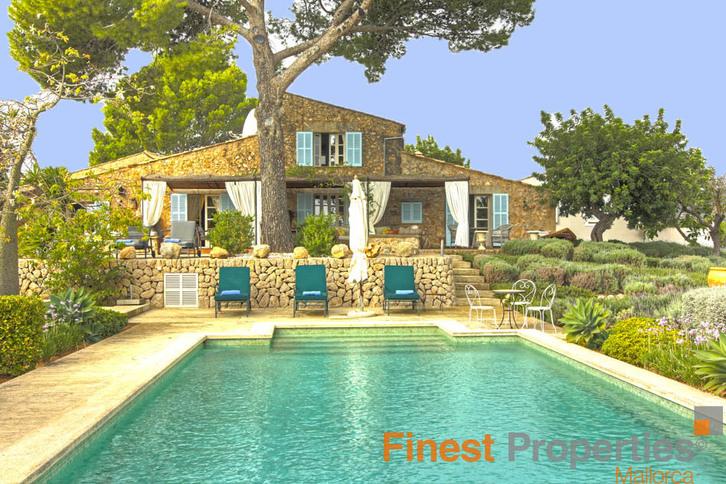Wunderschöne Finca in Santa Maria del Cami, Mallorca, zu verkaufen 07183 Costa de la Calma,  Mallorca