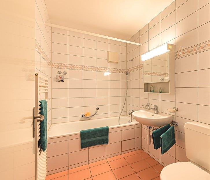 Moderne Wohnung in ruhigem Wohnquartier - Kannenfeldpark 4
