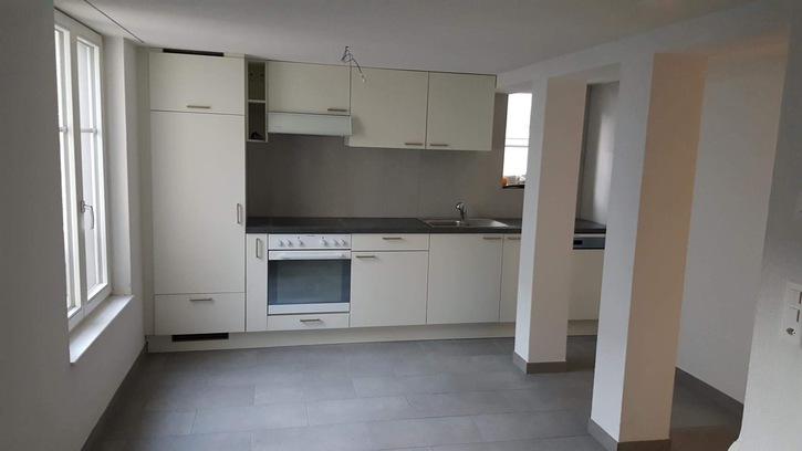 3.5 Zimmer Wohnung im Zentrum von St.Gallen 2