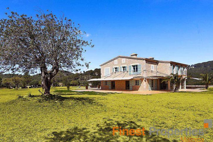 Finca auf Mallorca mit 6 Schlafzimmern zu verkaufen 2