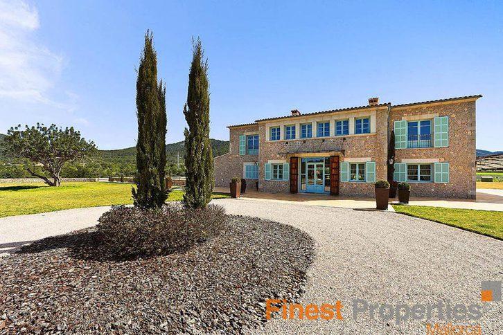 Finca auf Mallorca mit 6 Schlafzimmern zu verkaufen 3