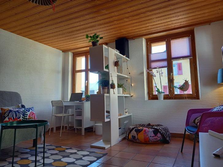 2 ½ Zimmer-Wohnung in Azmoos mieten 4