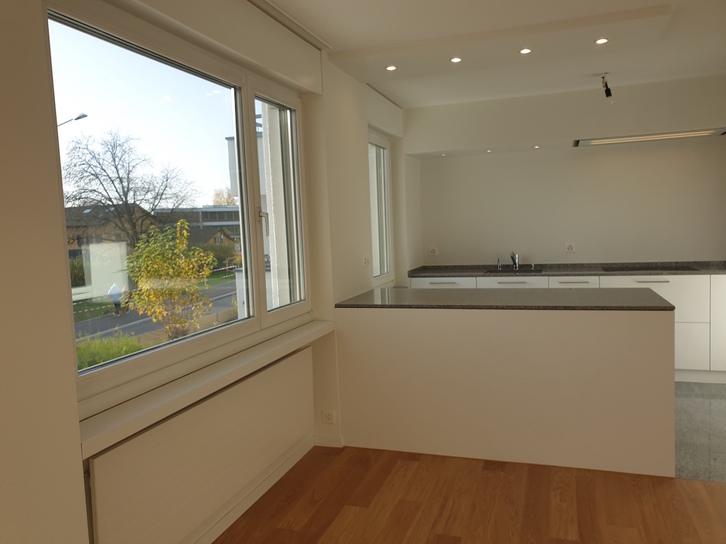 Frisch renovierte, grosszügige Wohnung in hohem Ausbaustandard 2