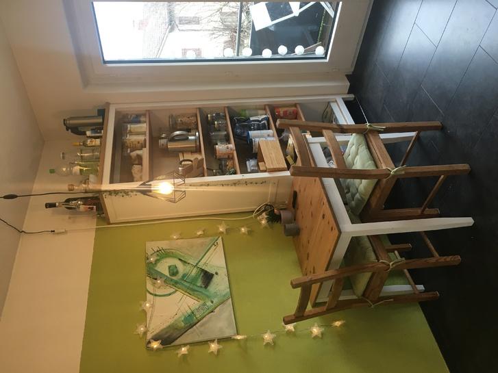 Helle, zentrale 3,5 Zimmer Wohnung mit Balkon und Benützung Garten Bahnhofstrasse 65, 5430 Wettingen 2