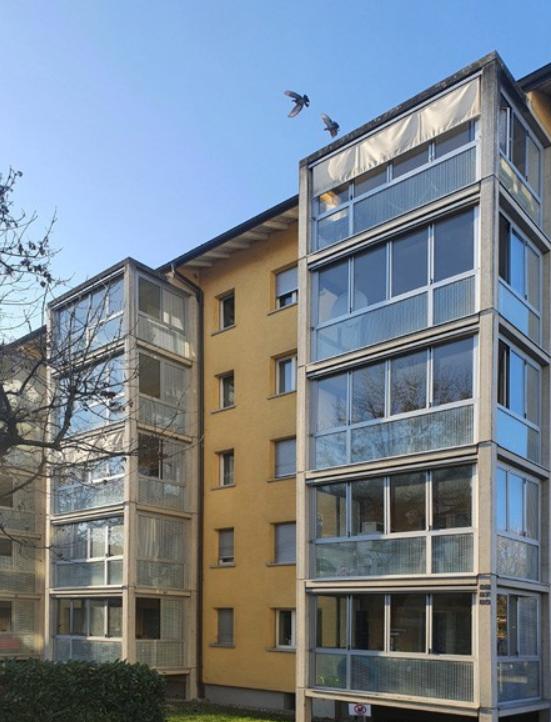 Gemütliche 1.5-Zimmerwohnung in toller Lage! 2503 Biel/Bienne