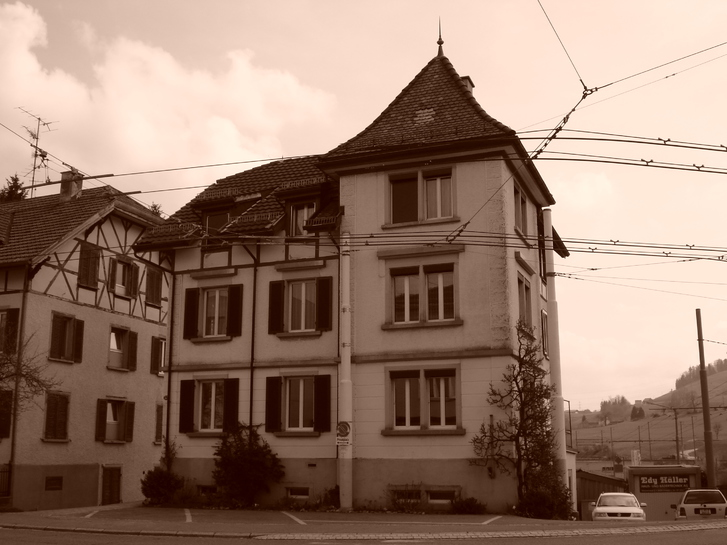 Dachwohnung 9015 St. Gallen