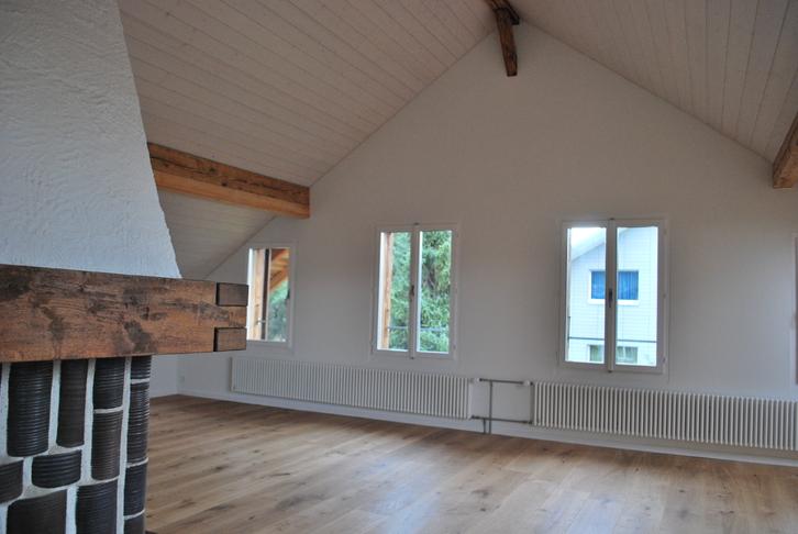 sehr sonnige Dach-Wohnung 107 m2 2