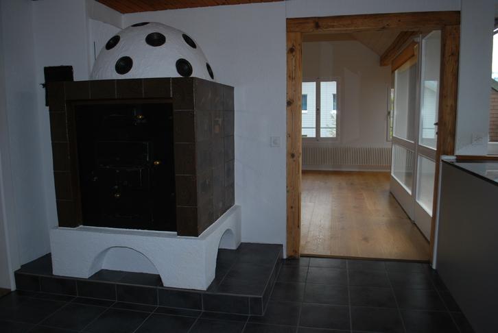 sehr sonnige Dach-Wohnung 107 m2 4