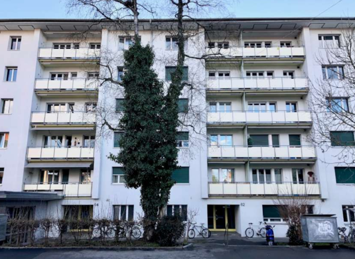 Ideale Zimmer-Wohnung in schönem Quartier in Bern 3007 Bern