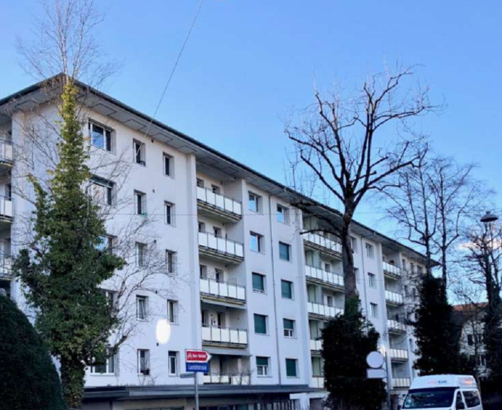 Ideale Zimmer-Wohnung in schönem Quartier in Bern 2