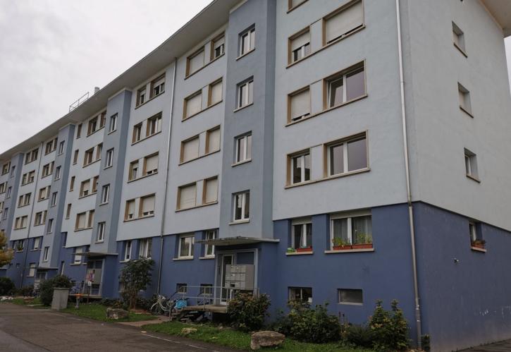 Schöne 1.5-Zimmerwohnung an zentraler Lage 4500 Solothurn