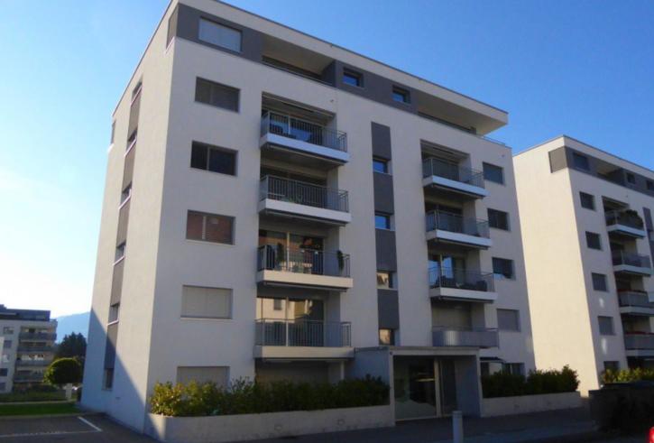 Spacieux appartement de 1.5 pièces avec balcon 1630 Bulle
