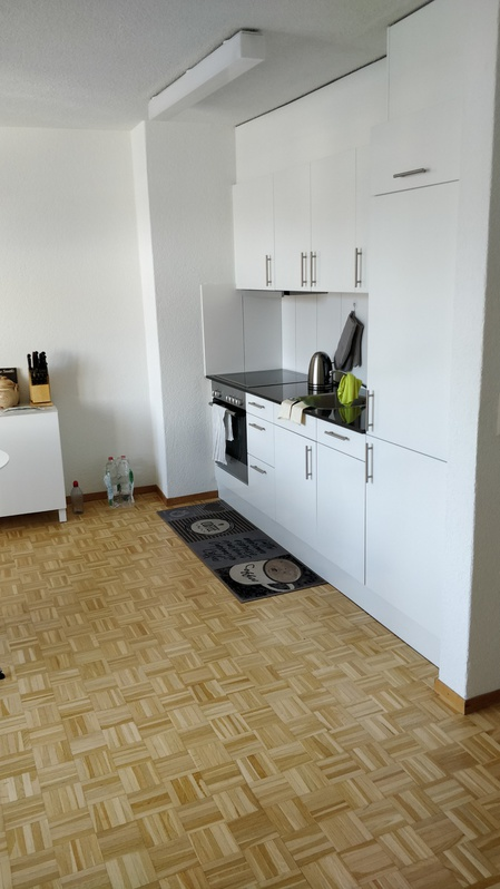 Möblierte 1.5-Zimmerwohnung, ideal für Studenten 9000 St. Gallen
