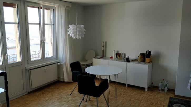 Möblierte 1.5-Zimmerwohnung, ideal für Studenten 2