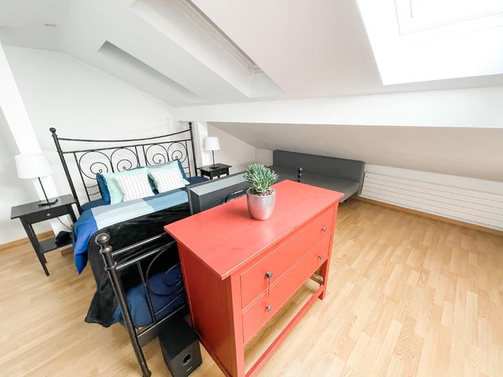 Helle und moderne 3 Zimmer Dachwohnung 4