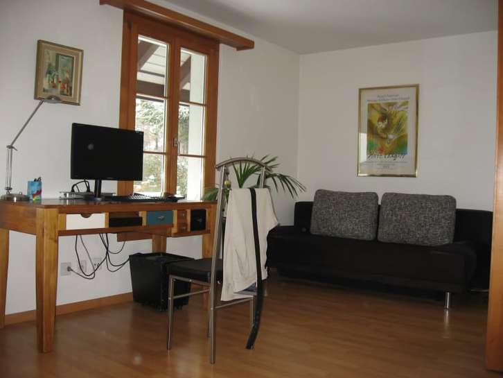 4,5 Zimmer Dach-Maissonetten Wohnung 8914 Aeugst a.a.
