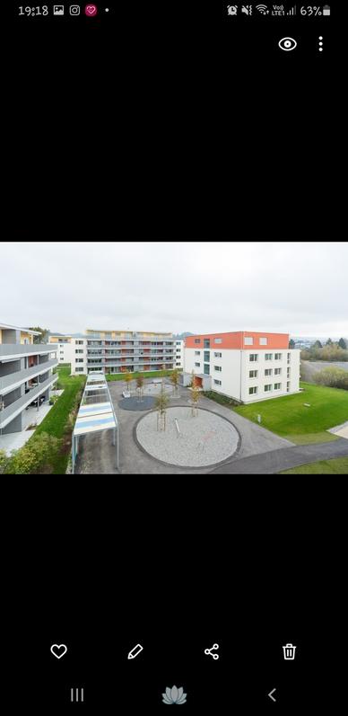 Moderne 2.5 Zimmerwohnung in Oftringen 4665 Oftringen