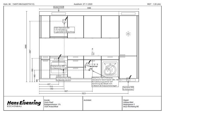 3.5- Zimmer Neubauwohnung 3
